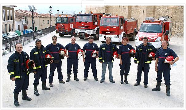 Oposiciones para bombero en Burgos