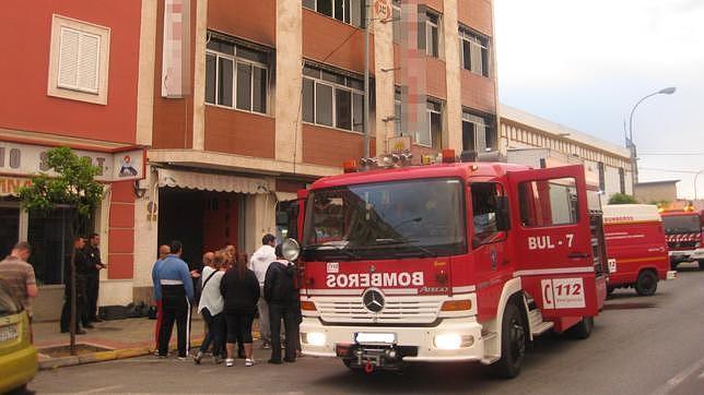 Oposiciones para bombero en Dos Hermanas (Sevilla)