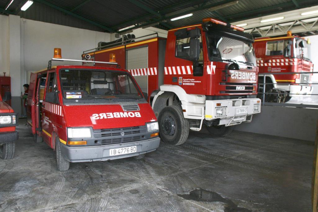 Oposiciones para bombero en Almería