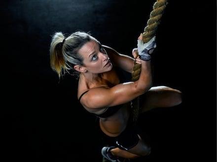 Trepar por la cuerda