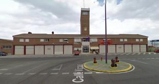 bombero en Palencia