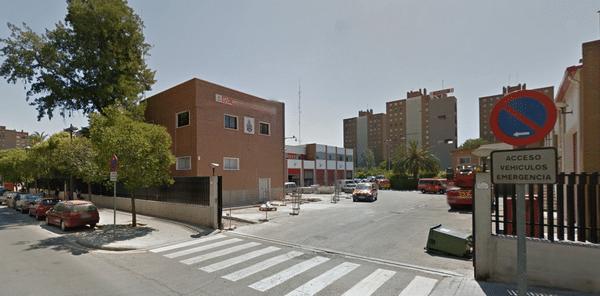 bombero en el Consorcio Provincial de Bomberos de Valencia