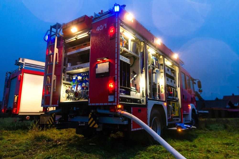 bombero en el Consorcio de Bomberos del Poniente Almeriense